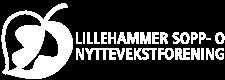 Nettsidelogoen til Lillehammer sopp- og nyttevekstforening